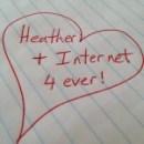 Heather+Internet