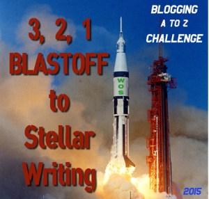 BLASTOFF to STELLAR WRITING