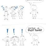 The Hook vs Plot Twist Conundrum