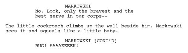 Wreck-It Ralph subvert expected comedy ex