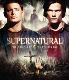 TV Supernatural poster