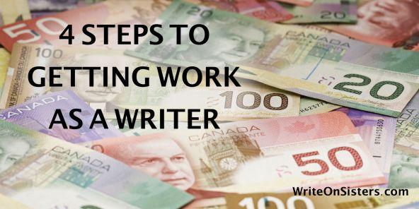 Work as a Writer