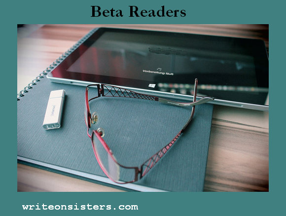 Beta Reader Image