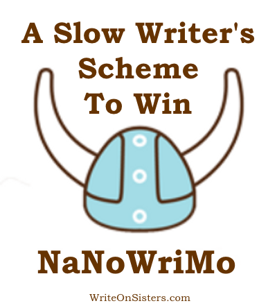 NaNo Slow Writer Scheme