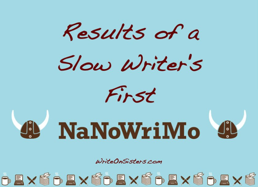 NaNo-Results SlowWriter