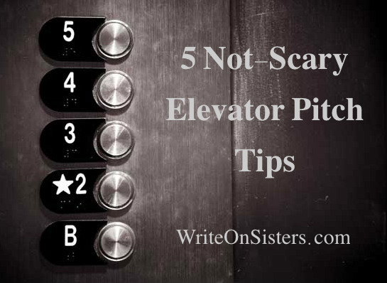Elevator Pitch tips
