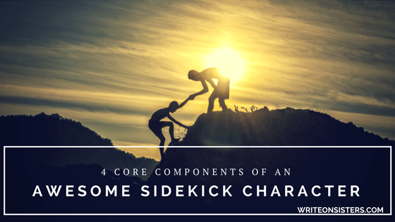 4 Core Components of an Awesome Sidekick Character