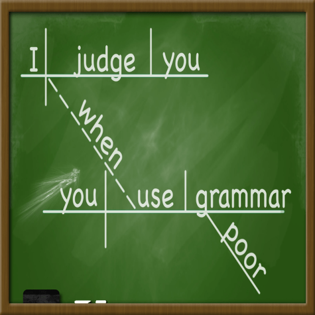Grammar & Vocab Lessons
