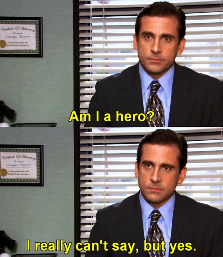 Am I a hero