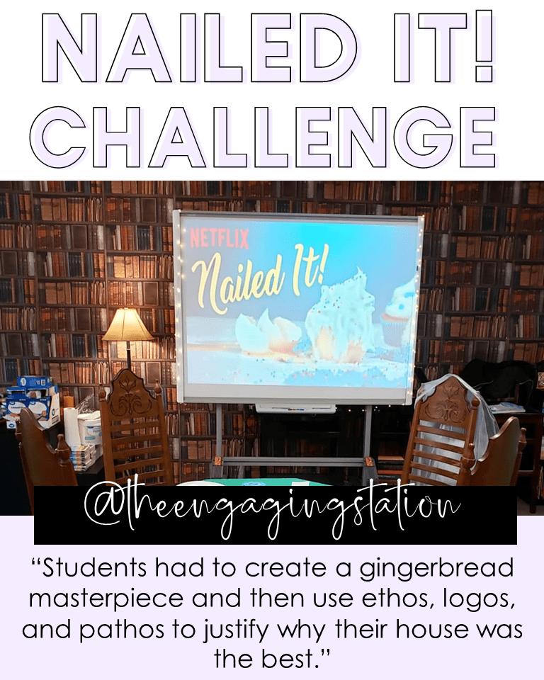 Nailed It! Challenge