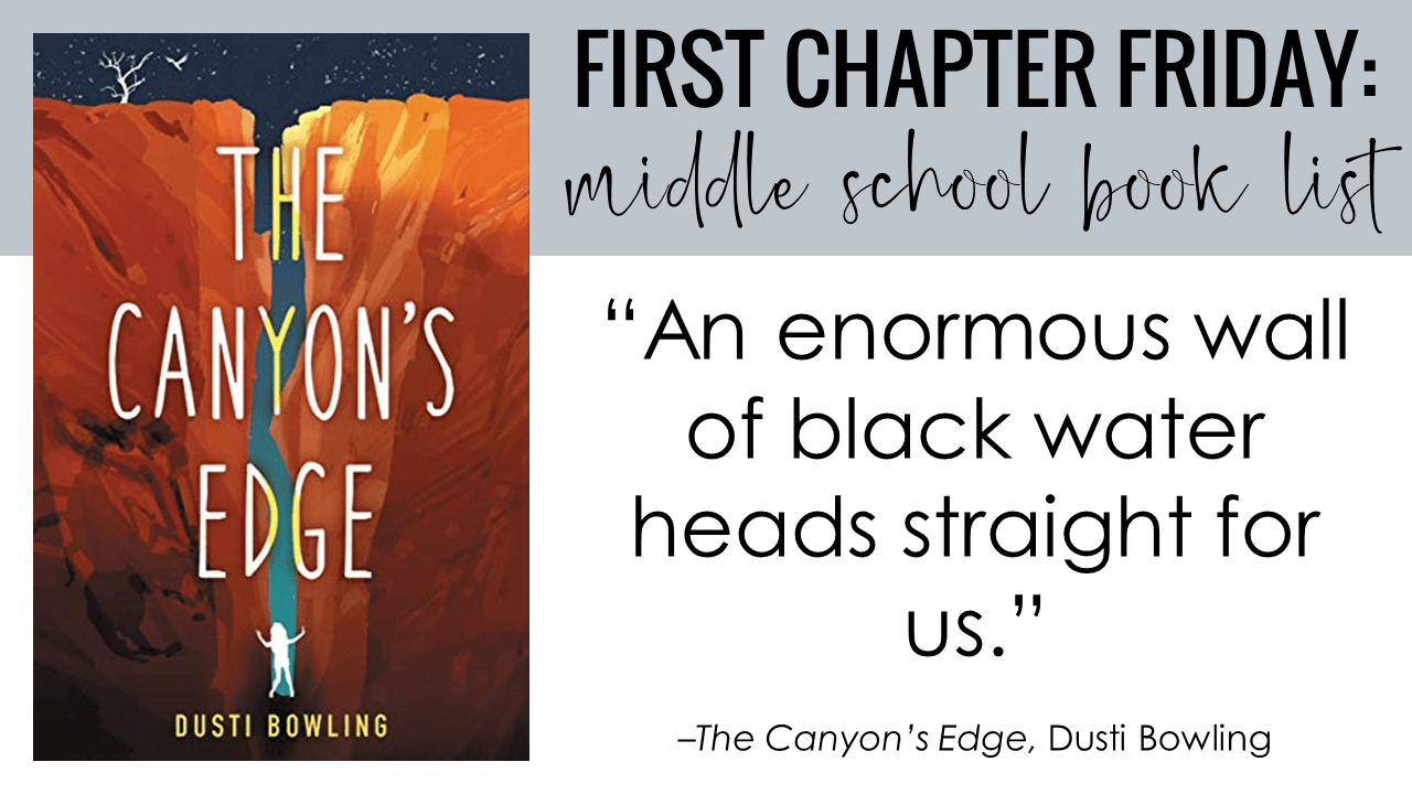 The Canyon's Edge by Dusti Bowling