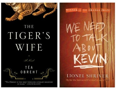 The Tiger's Wife and We Need to Talk About Kevin