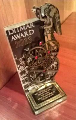 2013 Ditmar Award