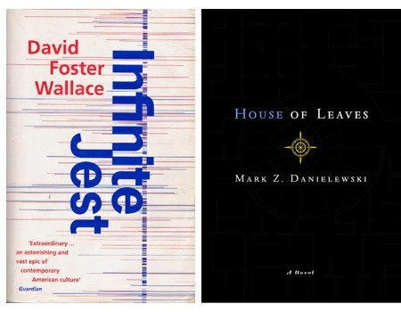 Infinite Jest and House of Leaves