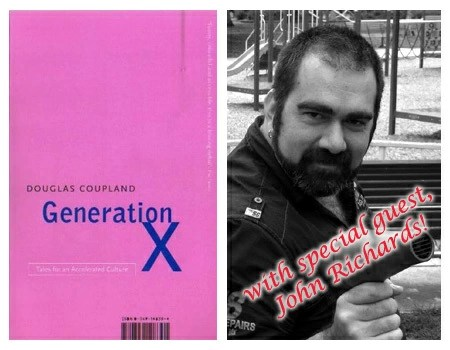 Generation X by Douglas Coupland, and John Richards