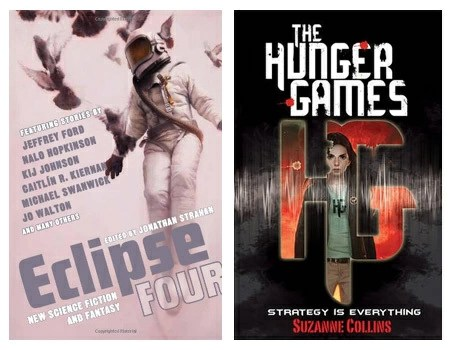 Eclipse 4 / The Hunger Games