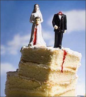 head on a cake