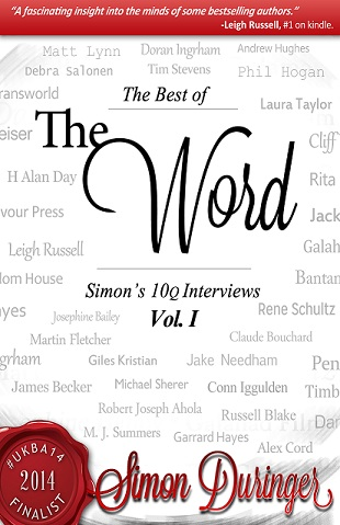 Authors Spotlight: Simon Duringer click here