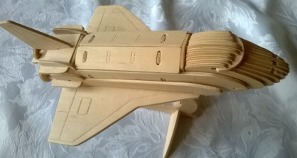 From https://writerfighter.wordpress.com/2014/02/15/woodcraft-construction-space-shuttle/