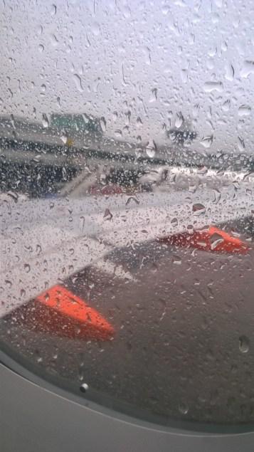 Manhcester Airport - Departure