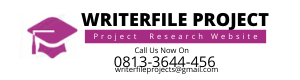 Logo for WriterFile Project