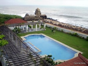 The Neemrana heritage hotel, Bunglow on the beach