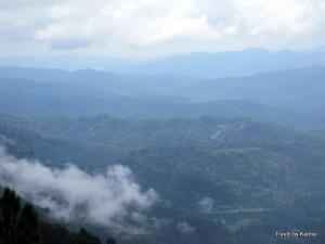 View from Thankdi Sadak