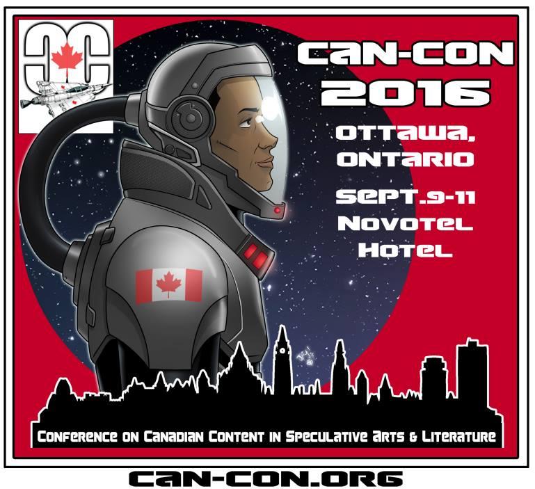 Ottawa genre fiction