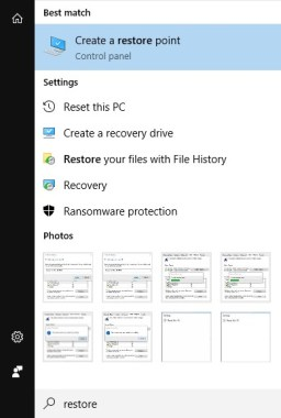 A Complete Guide to Create Restore Point in Windows 10, 8, & 7