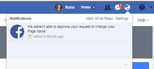 How to Change Facebook Page Name 2019 (100% WORKED)