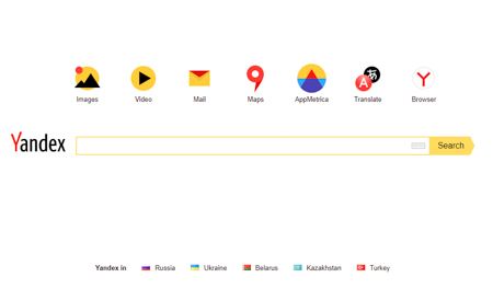 Yandex Best Search Engines Alternatives to Google