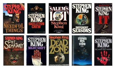 Tips To Be A Successful Writer by Stephen King