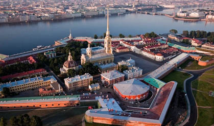 5 Wonderful Places to Visit in St. Petersburg, Russia