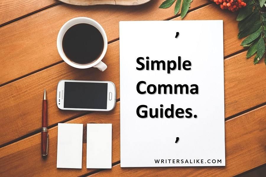Commas Guides