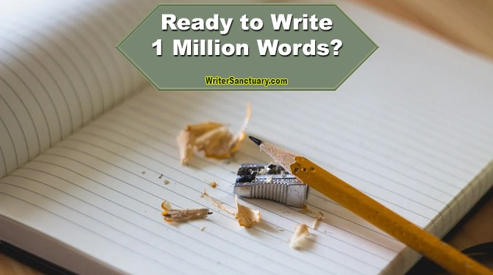 Ready to Write One Millions Words