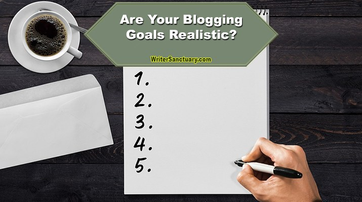 Real Goals for Bloggers