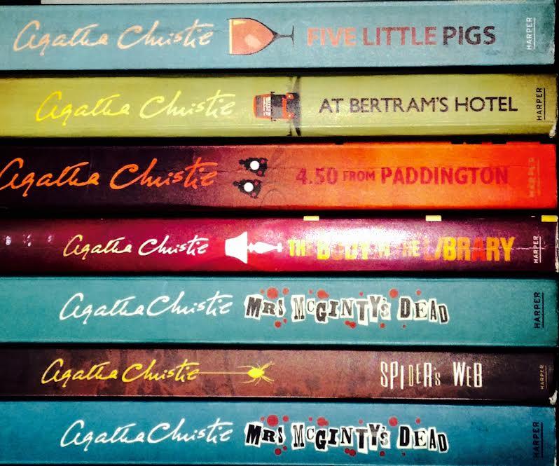 Agatha Christie Murders