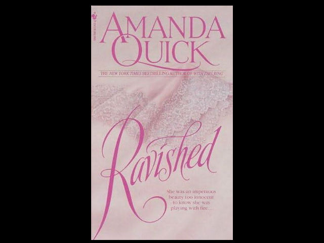 ravished book review