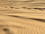 sand through my fingers