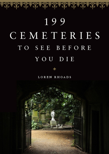 Cover Art 199 Cemeteries