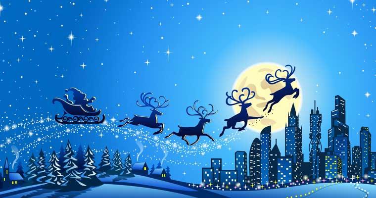 'Twas the Tweet before Christmas…