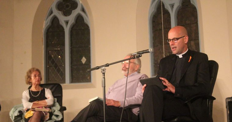 RECAP – Let All Voices Be Heard: Writers of Different Faiths Share Their Stories