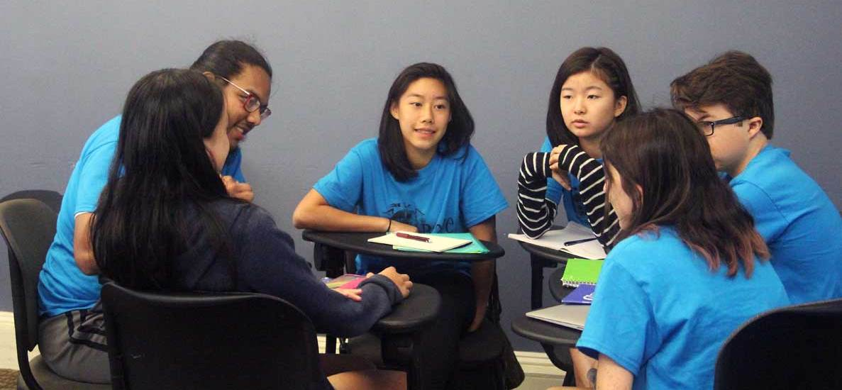 Summer Creative Writing Intensives for Teens Who Love to Write