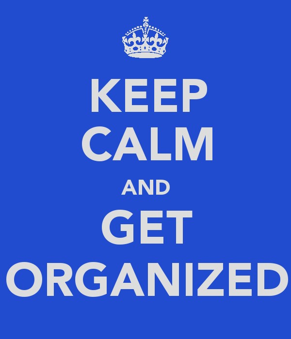 Image result for you can get organized