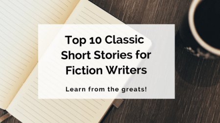 Top 10 Classic Short Stories     Writer s Edit What better way then  to celebrate this literary form  than by returning to  some of the great tales and classic authors who helped shape this genre  into the