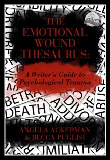 thesaurus guide psychological emotional trauma wound bookstore writers writer
