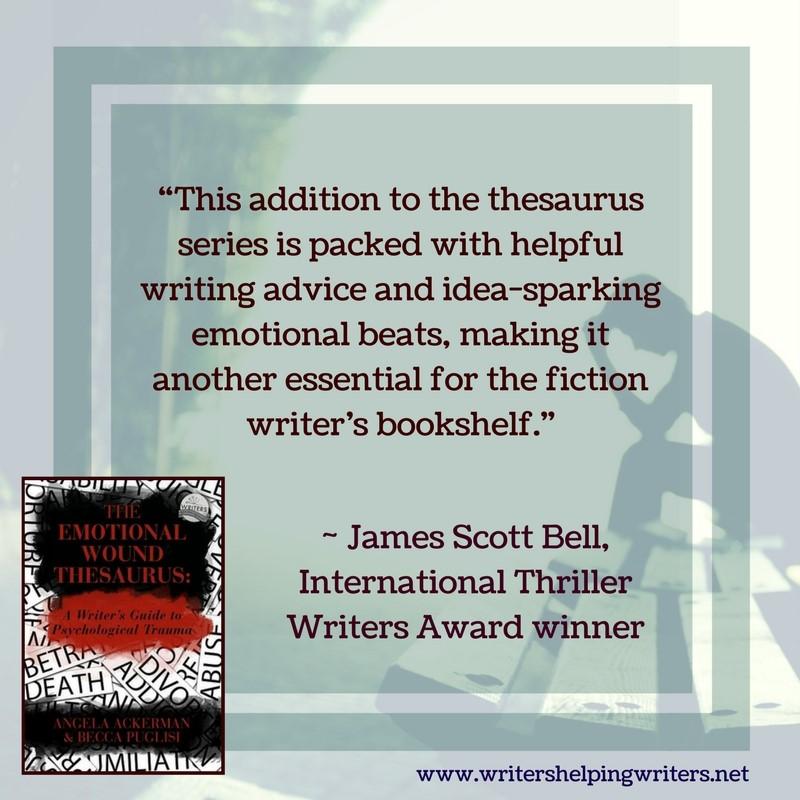Emotional wound thesaurus writers helping writers solutioingenieria Choice Image