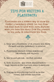 ONE STOP Flashback tips