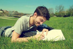 writing-outside