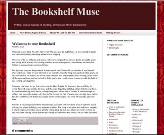 WRITERS HELPING WRITERSR Page 10 Of 137 Home The Bookshelf Muse